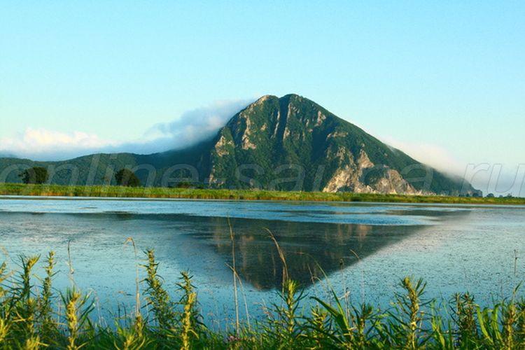 Гора Сестра, база отдыха